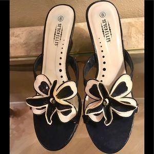 Seychelles plarform design sandal sz 8